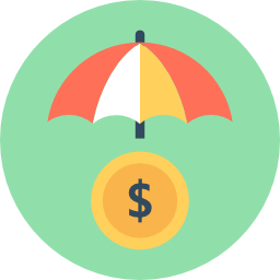 A Privacy Policy as an umbrella over your money.