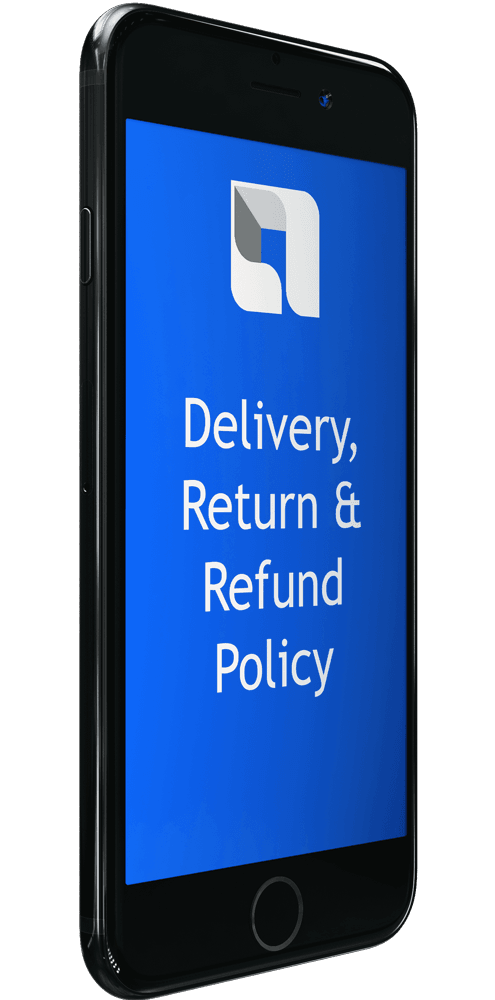 Mobile Delivery, Return and Refund Policy